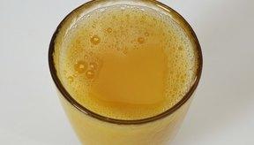El jugo de naranja es una de las bebidas más saludables que puedes elegir.