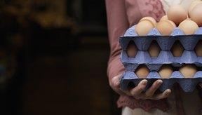 Los huevos son una fuente dietaria de vitamina D.