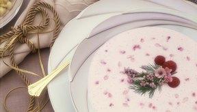 Haz sopa concentrada con leche descremada para obtener más calcio.