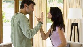 En algunas relaciones, discutir puede conducir a la violencia física.
