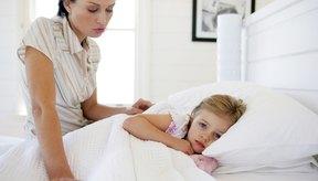 Ofrece al niño pequeñas cantidades de alimentos blandos que alivien su malestar estomacal.