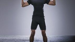 De pie o sentado: El press de hombro con mancuernas fortalece los músculos del hombro.