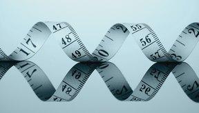 Evita usar la cinta métrica demasiado apretada, ya que esto puede dar lugar a resultados inexactos.