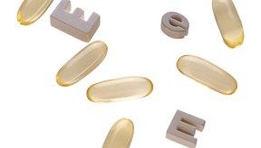 La vitamina E es de vital importancia para la composición corporal saludable.