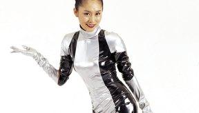 Los catsuits crean un estilo futurista.