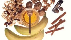 Se cree que tanto la miel como la canela son alimentos seguros.