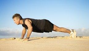 Intenta realizar las flexiones sobre una superficie rígida para no lastimarte.