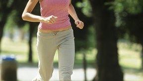 Correr no aumenta el volumen de los músculos de las piernas.