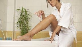 No apliques lociones autobronceantes a las piernas sin depilar.
