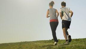 Correr es una forma sencilla de crear un cuerpo delgado y en forma.