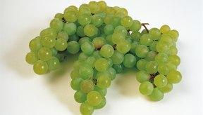 Una taza de uvas verdes es un bocadillo saludable de 100 calorías.