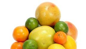 Las frutas cítricas son bajas en fructosa.