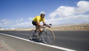 El ciclismo constituye un ejercicio completo.