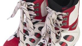 Las barras J se pueden añadir a cualquier bota de snowboard para eliminar la elevación de talón.