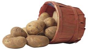 Las patatas blancas no son cero nutricionales.