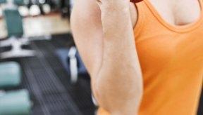 Levanta más peso para perder más grasa.