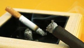 Fumar acarrea un mayor riesgo de cáncer de pulmón.