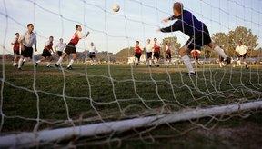 El gol es la puntuación que determina quién gana el partido.