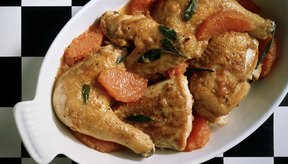 Con las porciones y la preparación adecuada, el pollo y los vegetales pueden ayudarte a perder peso.