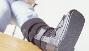 Mucha gente no está segura de si tiene un hueso roto u otras lesiones.