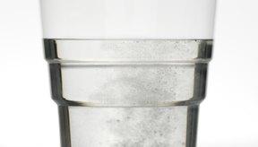 El bicarbonato de sodio es un tipo de sal que neutraliza y destruye proteínas.