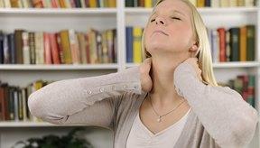Alguna vitaminas son importantes para eliminar el dolor de cuello y hombros.