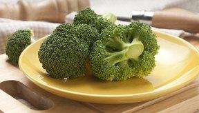 El brócoli es una buena fuente de vitamina C.