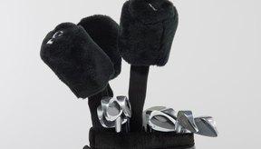 Los cabezales protectores te ayudarán a proteger tus palos de los daños del vuelo.