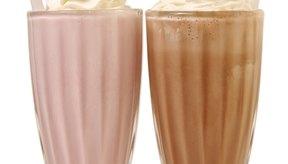 Las malteadas dulces que sirven las cafeterías no son ideales para la pérdida de peso.