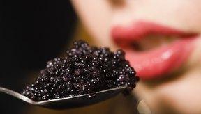 Observa el tamaño de tu porción al consentirte con el caviar