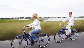 ¿Cuántas calorías quema una hora de bicicleta?