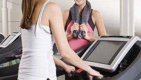 La cinta caminadora es un buen equipo para mantenerte sana.