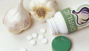 Los suplementos de ajo sin olor quizá no sean tan efectivos como las píldoras.