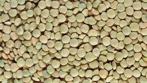 Las lentejas ofrecen un gran valor nutricional, incluyendo fibra y folato.