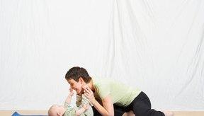 Los ejercicios para los bebés deben de ser diarios, empezando con un amplio rango de movimientos.