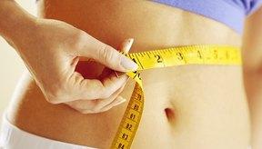 El perder de 1 a 2 libras logrará un impacto visible en tu figura.