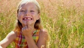 Los dientes flojos pueden causar dolor leve.