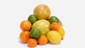Las frutas cítricas son una fuente excelente de vitamina C.