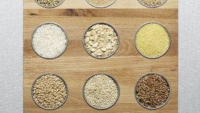 El amaranto es un cereal antiguo, originario de América.