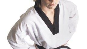 El taekwondo es una excelente herramienta de defensa personal para las mujeres.