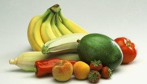Las frutas y vegetales pueden ayudarte a cumplir con tus necesidades nutritivas con muy pocas calorías.