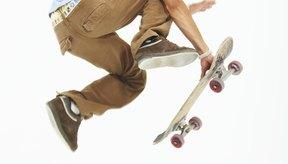 Nuevos trucos innovadores revitalizaron el patinaje en 1980.
