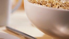 Elige cereales sin azúcar de grano entero.