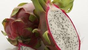 La fruta de dragón es una elección saludable durante el embarazo.