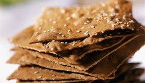 Las galletas integrales pueden incrementar tu consumo de fibra.