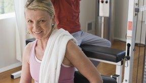 A través de un programa estructurado de entrenamiento con pesas se puede incrementar la masa muscular a cualquier edad.