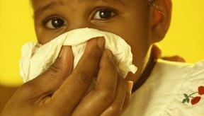 Las infecciones respiratorias superiores son comunes en los bebés.