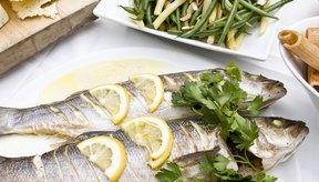 La mayoría de las variedades de pescado contienen los requerimientos diarios de fenilalanina.