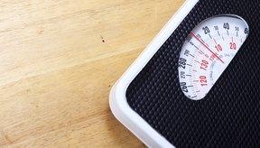 Las fluctuaciones de peso diarias pueden sumar fácilmente un par de libras.