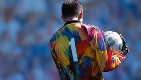 El portero casi siempre usa la camisa número 1.